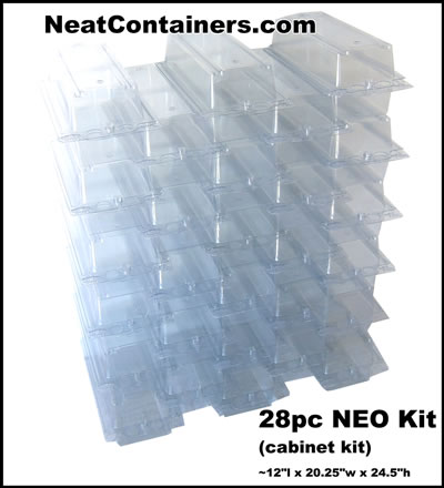 NeoPod 28pc kit