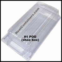 #1 Shoe Pod - 1pc SINGLE